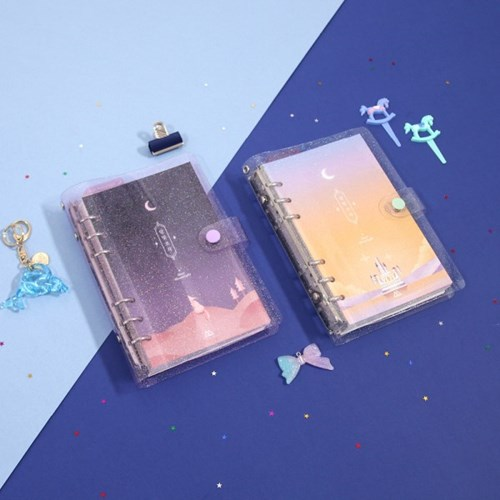 [A6] 6공 TWINKLE MOONLIGHT DIARY