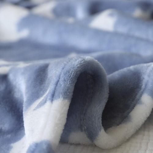 극세사 담요 하루