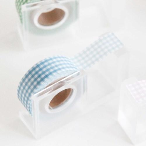 Gingham Check Masking Tape