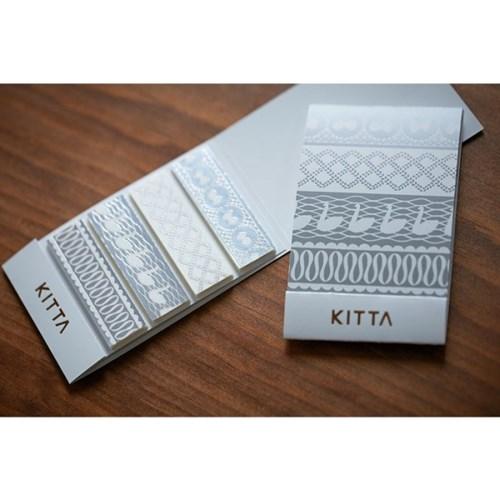[KITTA] 포켓형 마스킹 테이프 리미티드_KITL001 실버