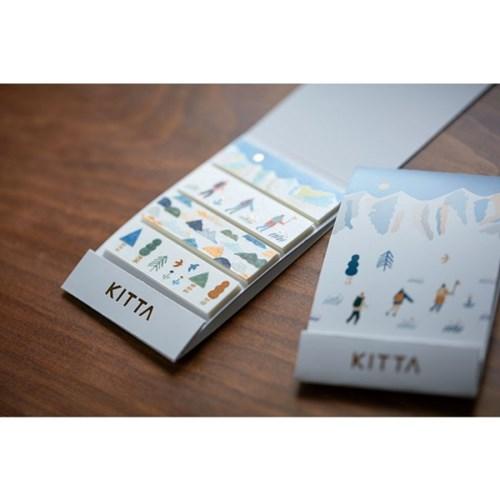 [KITTA] 포켓형 마스킹 테이프 리미티드_KITL002 블루