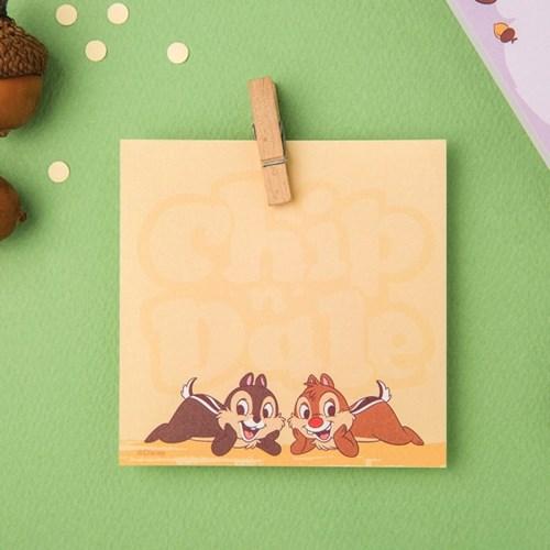 [디즈니] 칩앤데일 메모패드