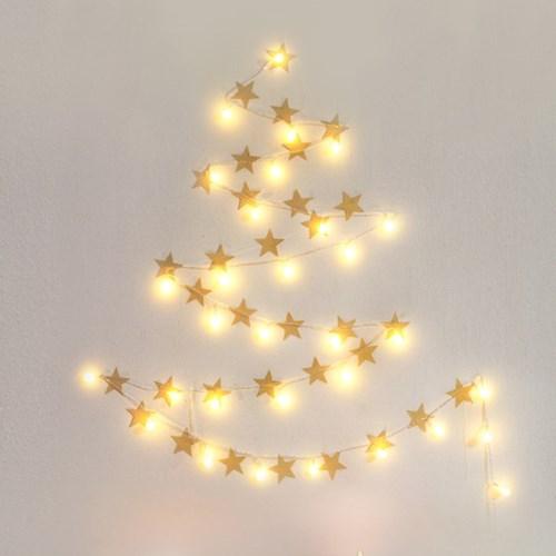 크리스마스 인테리어 DIY 퍼른 리얼 벽트리_(1798548)