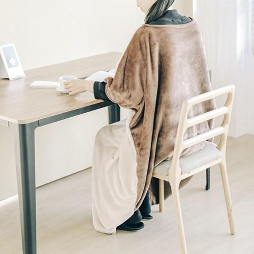 이탈리아 라바텔리 입는 담요, 날 다람쥐 담요_(600849)