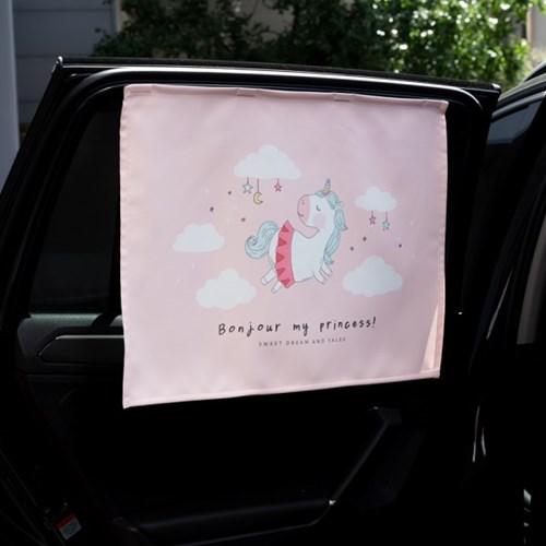 유니콘 차량용 햇빛가리개/다용도가리개커튼