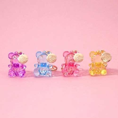 KEY RING_BEAR