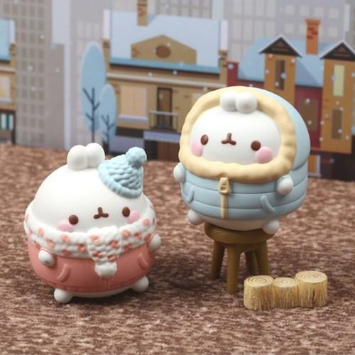 포근포근 몰랑몰랑 랜덤피규어 - winter special (낱개)
