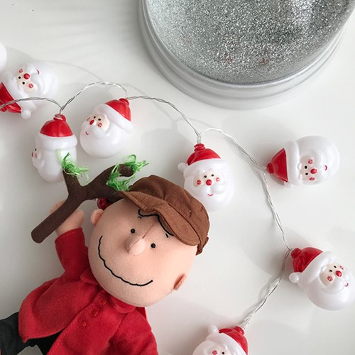 Santa Claus String Light 산타클로스줄램프(2m 20등)