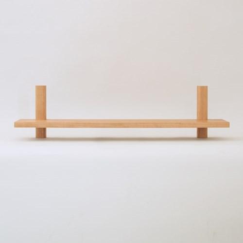 오크 원목 벽선반세트(3set)