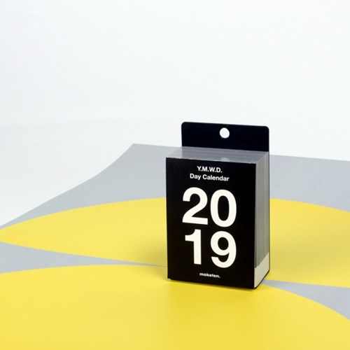 2019 Day Calendar / 365일 일력