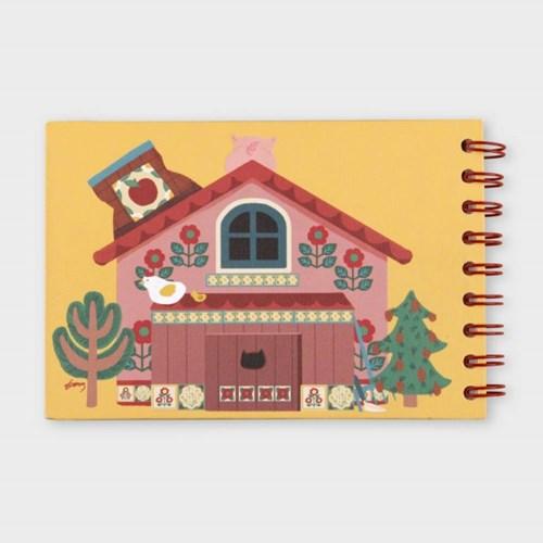 Oink House SKETCHBOOK