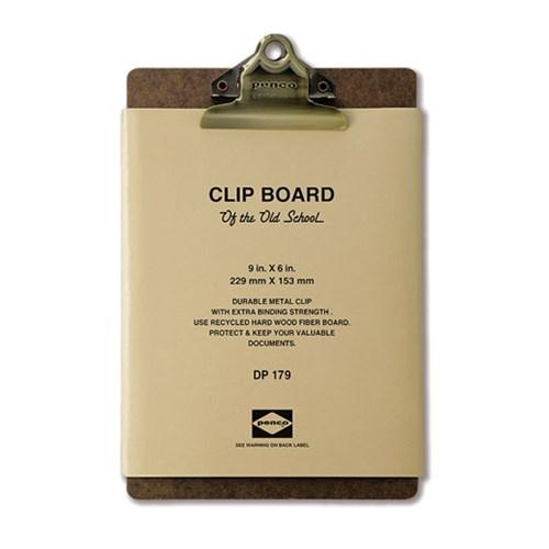 Penco Clipboard O / S Bronze - A5