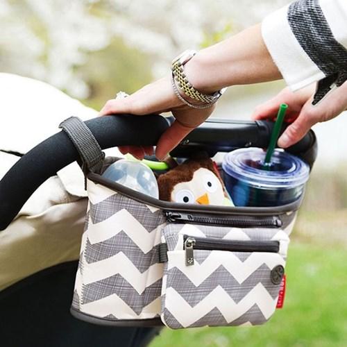 모던 유모차가방 기저귀정리함