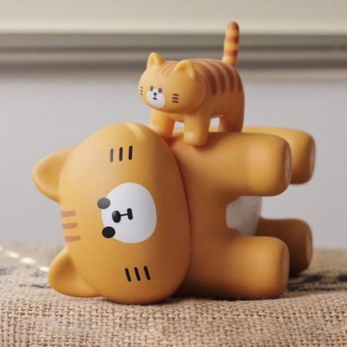 My Home Cat - Big MEOW Series - Caramel