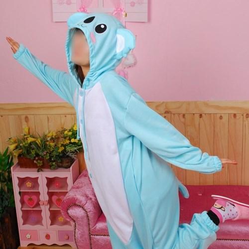 사계절 동물잠옷 코알라 (블루)