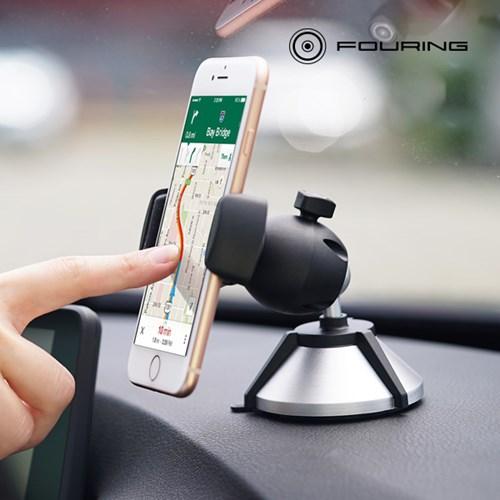 BOLLO 흡착식 차량용 핸드폰거치대