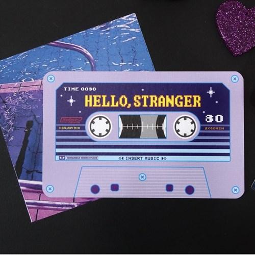Cassette Card Set_Pixel Pop