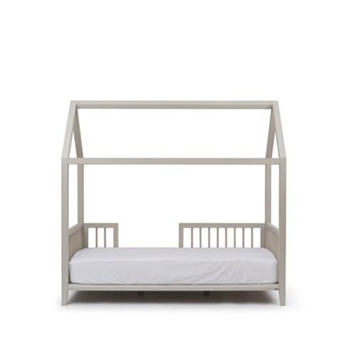 [밀크트리] 루프 원목 침대 슈퍼싱글/토들러