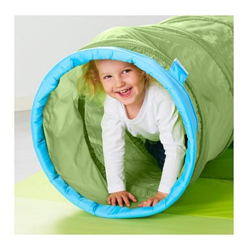 이케아 BUSA 어린이 터널 Play tunnel
