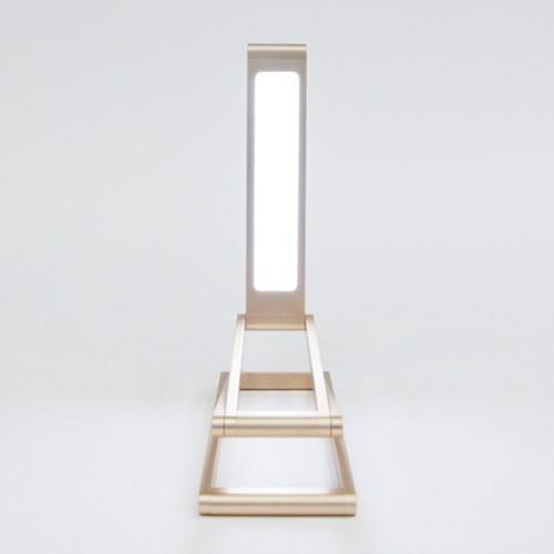 각도가 만들어내는 편안한 조명, 휴대용 LED 플랙스 스탠드