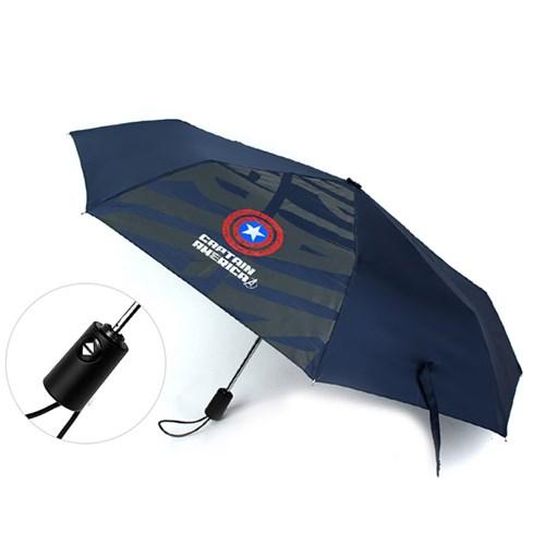 캡틴아메리카 쉴드 3단 자동우산