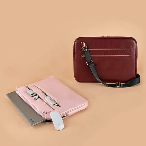 SLIM·WIDE NOTEBOOK BAG 15