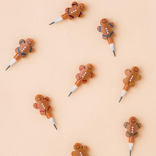 진저쿠키 연필