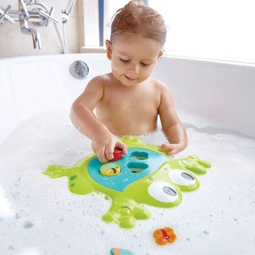 [하페]목욕개구리