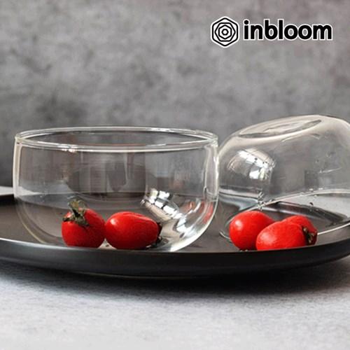 인블룸 다용도 내열 투명유리 샐러드그릇_(1686456)