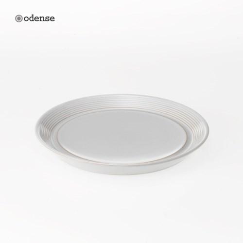 [오덴세] 아틀리에 미디움 원형 접시 (중접시)