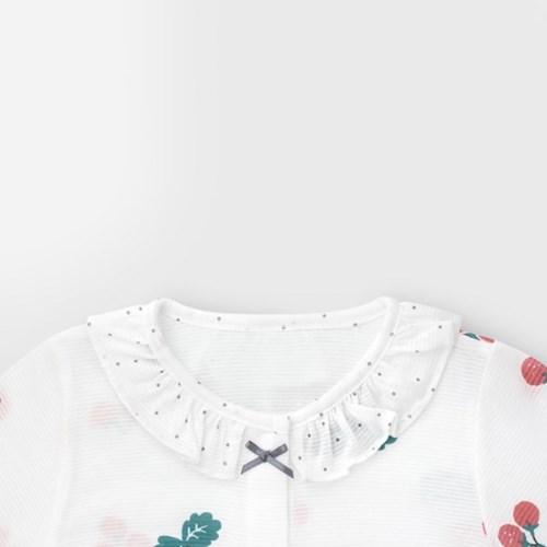[메르베] 방울방울해 신생아우주복/아기우주복_여름용(7_(1226507)