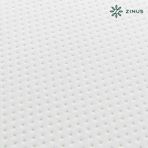 지누스 에센스 그린티 메모리폼 토퍼 (10.5cm/슈퍼싱글)_(912259)