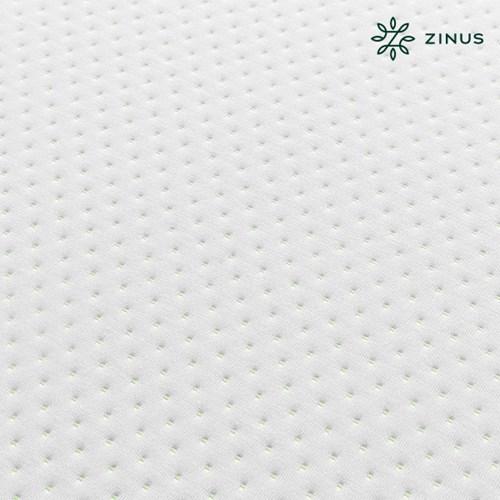 지누스 에센스 그린티 메모리폼 토퍼 (10.5cm/퀸)_(912258)