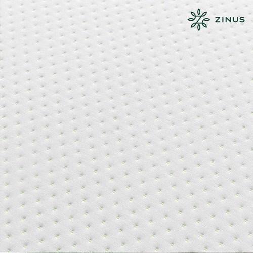 지누스 에센스 그린티 메모리폼 토퍼 (10.5cm/킹)_(912257)