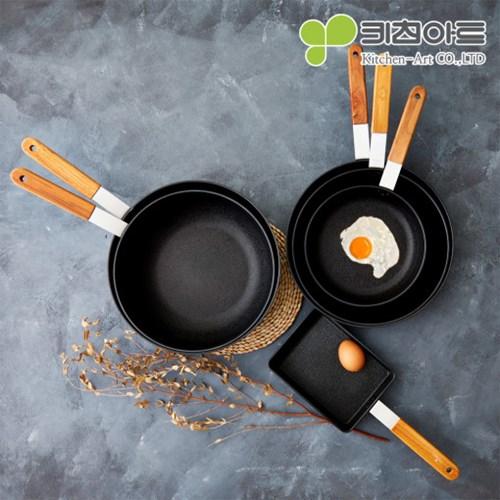 키친아트 포르트 인덕션 후라이팬 냄비세트