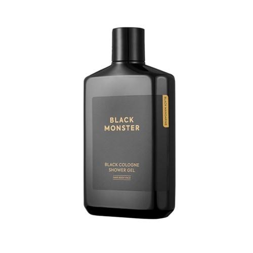 [무료배송] 블랙몬스터 블랙 코롱 샤워젤