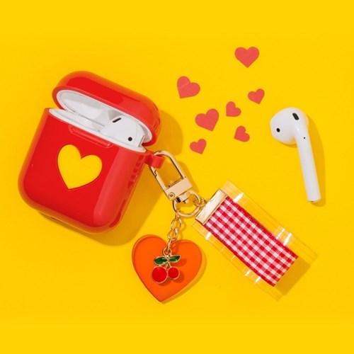 [혜화동소품샵] 과즙팡팡 과일 키링
