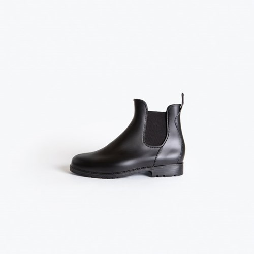 [Women] Botte 보뜨, Noir/Noir