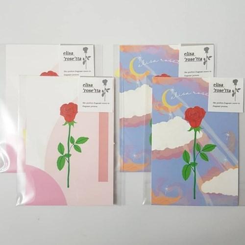 엘리사로제타 포스트카드
