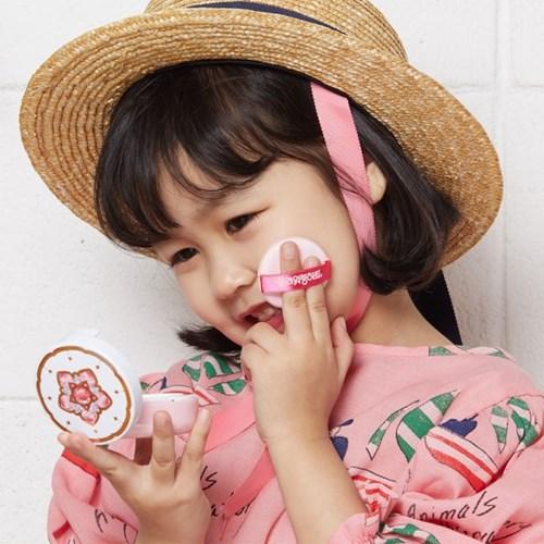 어린이화장품 플로릿 아이메이킹 선쿠션 세트