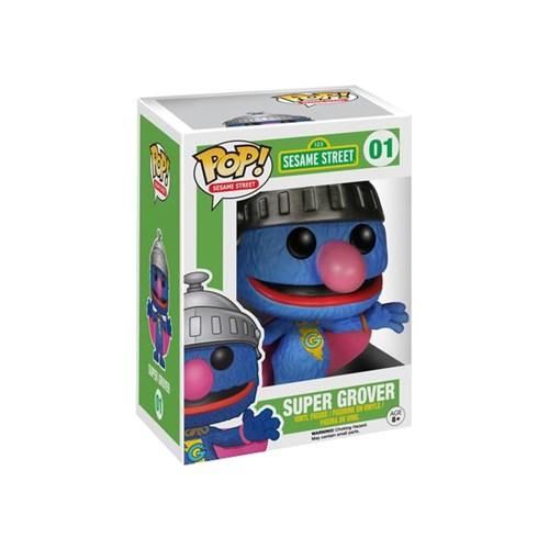 [펀코 피규어] 세서미스트리트 Super Grover (4890)