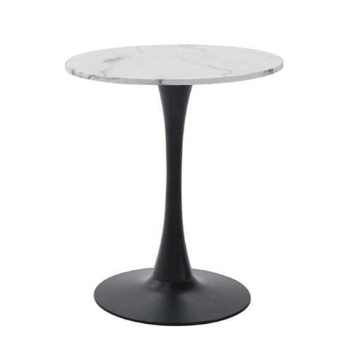 대리석 원형 플라잉 테이블