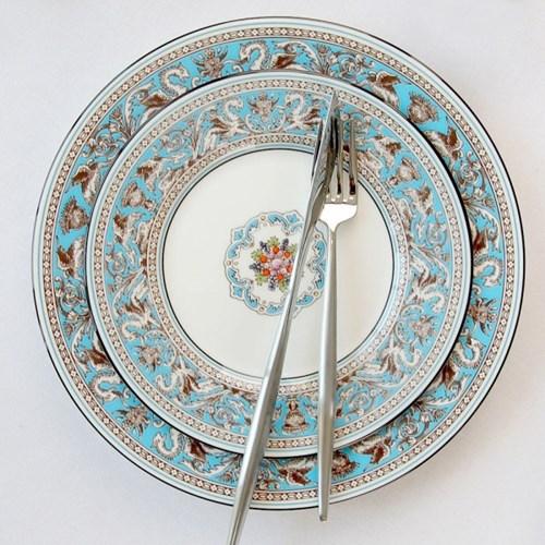 영국 왕실의 식기 웨지우드 플로렌틴 더콰즈 시리즈 (택1)