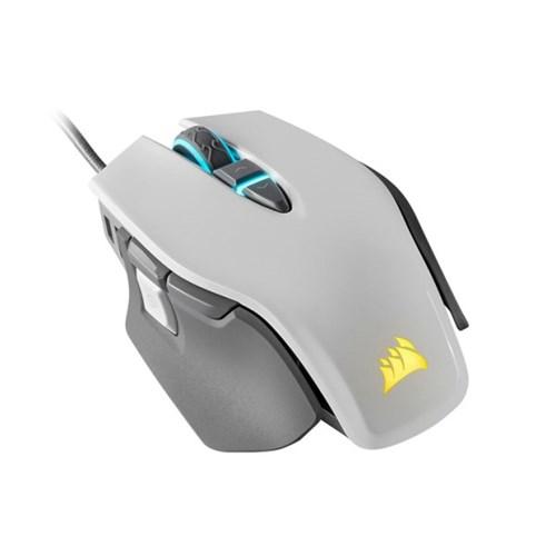 커세어 유선 게이밍 마우스 M65 RGB ELITE 화이트