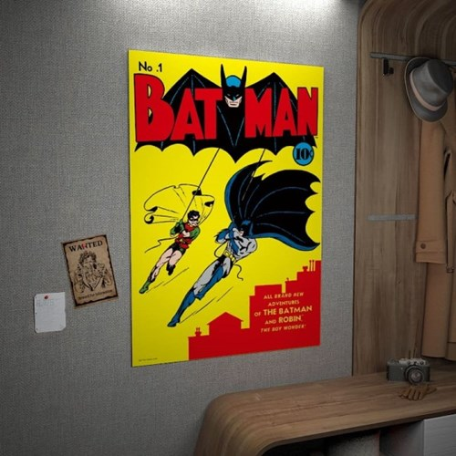 디씨코믹스 인테리어 포스터 - 배트맨 골든에이지 6종