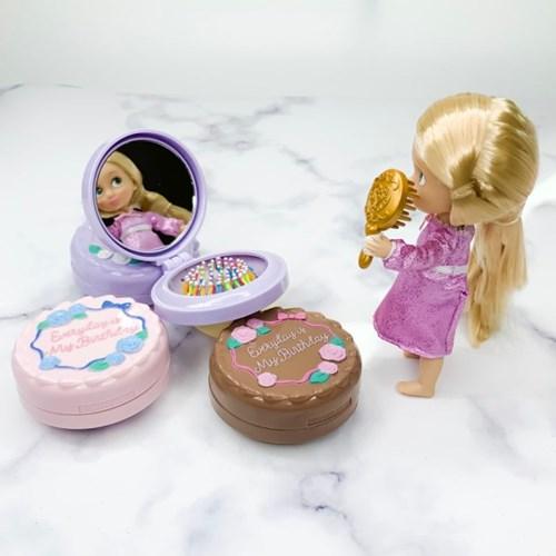 [맙소사잡화점] 달콤 케이크 휴대용 빗거울