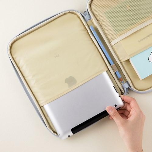 포켓 스프링 태블릿PC 파우치