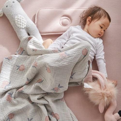보들보들 핑크모달 3D매쉬 여름 낮잠이불세트