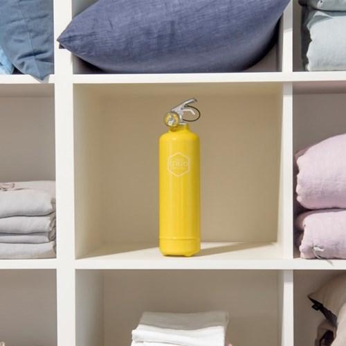 피레보(FIREVO) 디자인 소화기 토파즈옐로우 컬러
