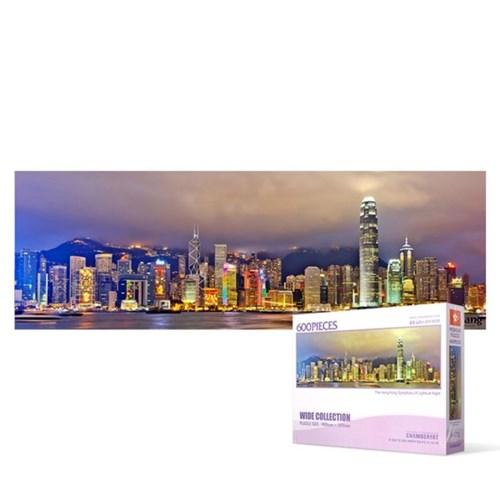 600피스 직소퍼즐 / 홍콩 심포니 오브 라이트